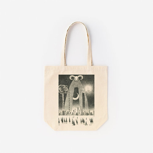 Tote-Bag ドジールの月