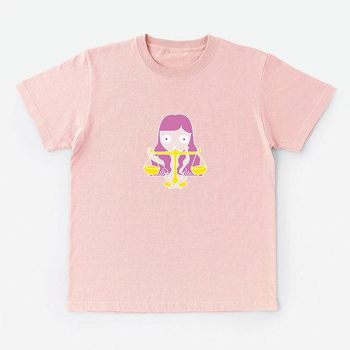 T-Shirt HOSHIKO T-Shirt てんびん座