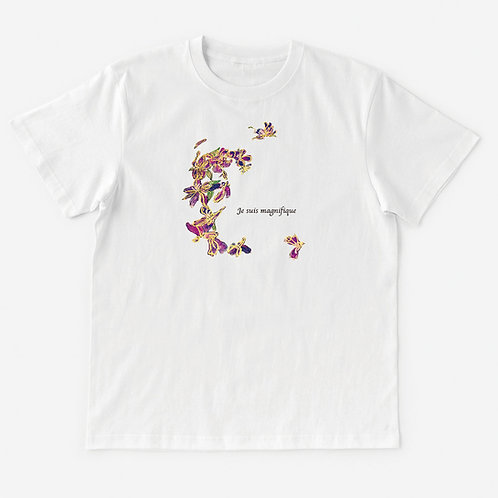 T-Shirt Je suis magnifique
