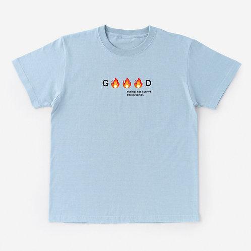 T-Shirt GOOOD
