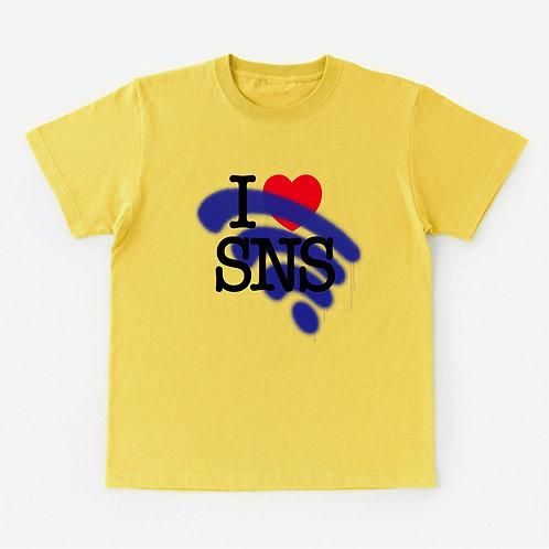 T-Shirt I LOVE SNS