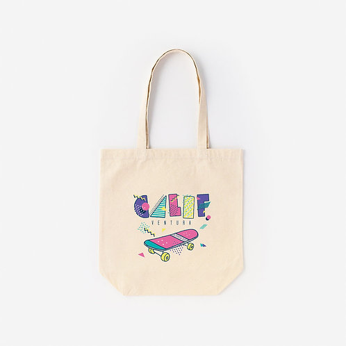 Tote-Bag happy skateboard