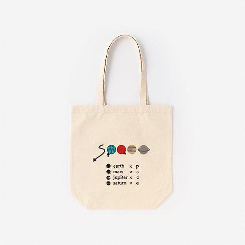 Tote-Bag space