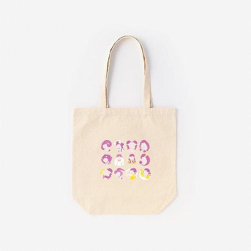 Tote-Bag HOSHIKO tote bag 12星座