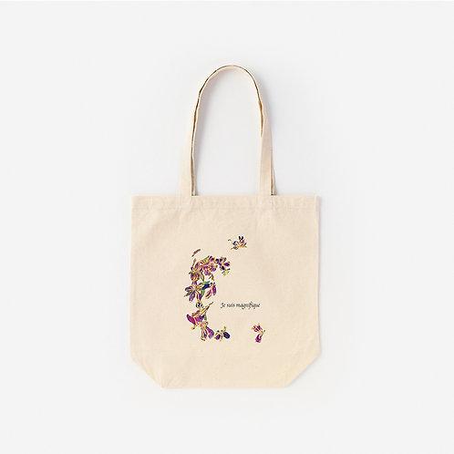Tote-Bag  Je suis magnifique