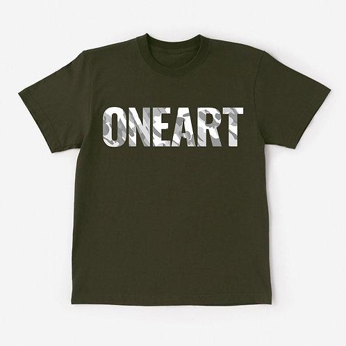 T-Shirt ONEART LOGO
