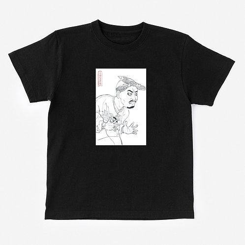 T-Shirt 写狂