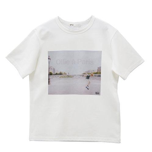 T-Shirt Ollie à Paris