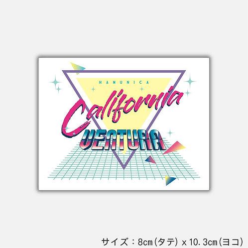 Stickers VENTURA TRIANGLE(2枚)
