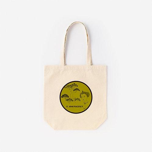 Tote-Bag IS JAPAN PEACEFUL?!