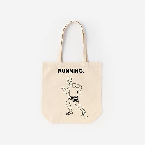 Toto-Bag  running