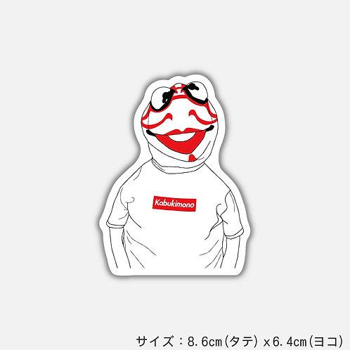 Stickers Kabukimono-C(2枚)
