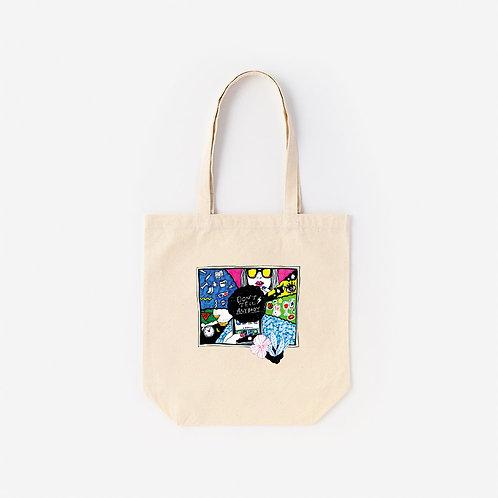 Tote-Bag DON'T TELL ANYBODY