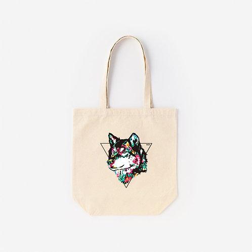 Tote-Bag WOLFlower