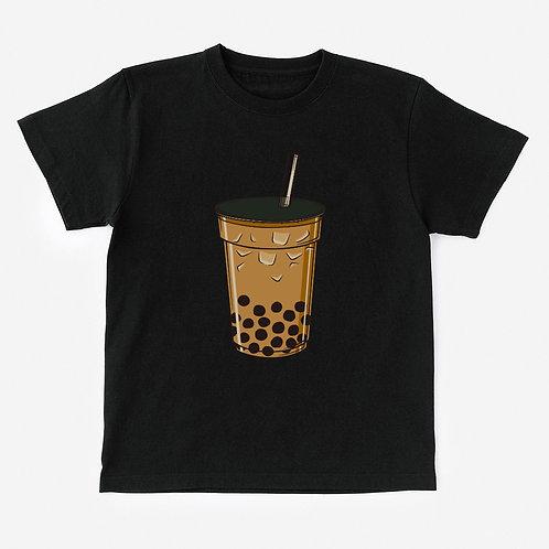 T-Shirt タピオカミルクティー