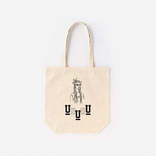 Tote-Bag GEEK girl