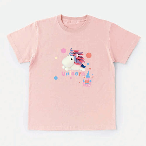 T-Shirt 夢見るユニコーン