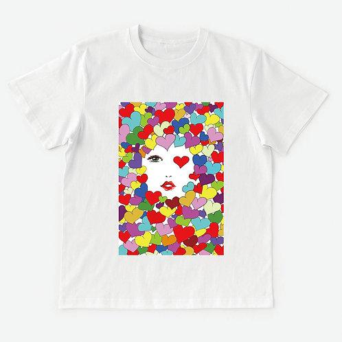 T-Shirt Shape of love