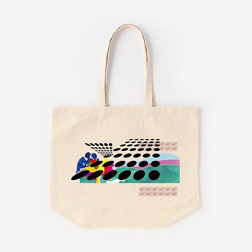 Tote-Bag STRANGE噴水