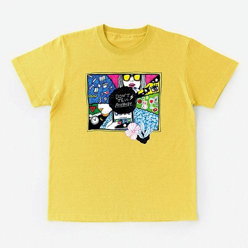 T-Shirt DON'T TELL ANYBODY
