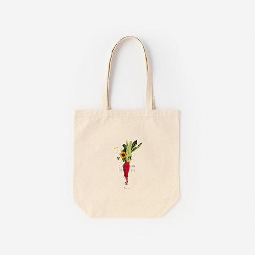 Tote-Bag I AM VEGAN.