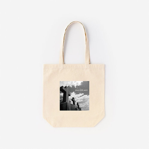 Tote-Bag pray with mick