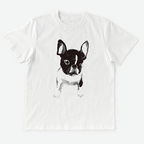 T-Shirt フレンチブルドック