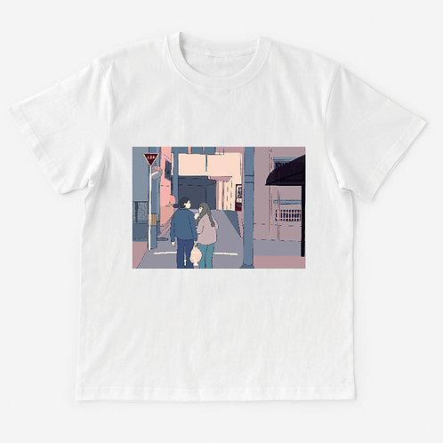 T-Shirt 帰り道