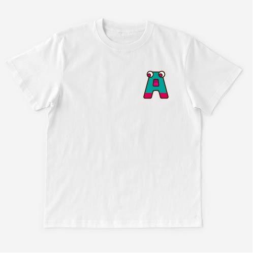 """T-Shirt ALPHABETER'S""""A"""""""