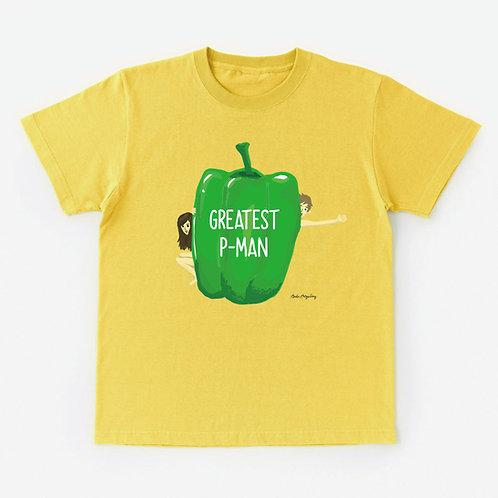 T-Shirt GREATEST P-MAN