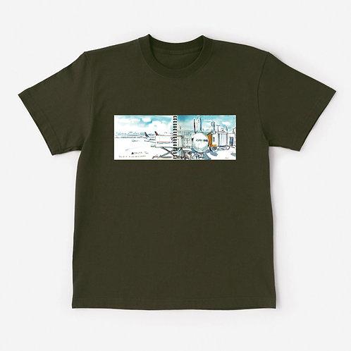 T-Shirt At Narita Airport