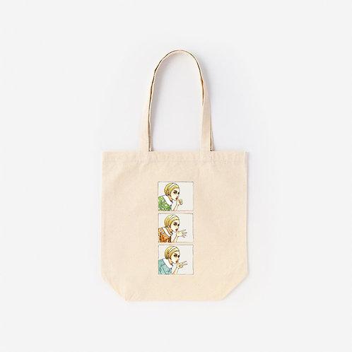 Tote-Bag Paper Stone