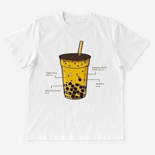 T-Shirt パッションフルーツタピオカ