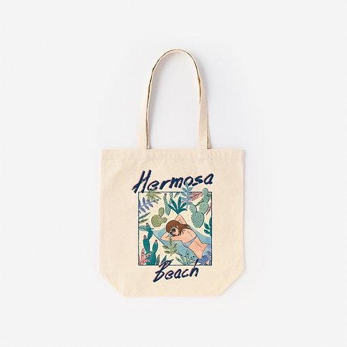 Tote-Bag HERMOSA BEACH