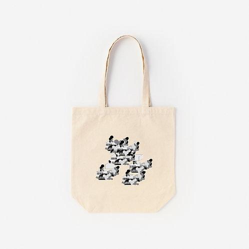 Tote-Bag もくもく工場