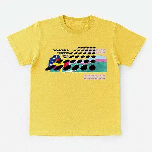 T-Shirt STRANGE 噴水