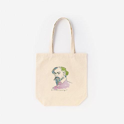 Tote-Bag Dear Debussy