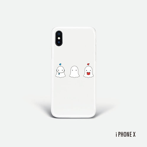 Device Case Ghosts