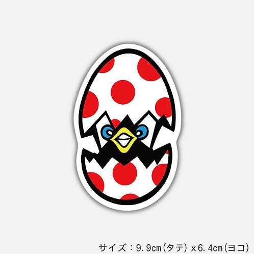Stickers HELLO BEBETO-C(2枚)