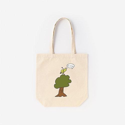 Tote-Bag ハチくん