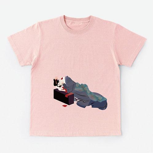 T-Shirt 終わらぬ一夜