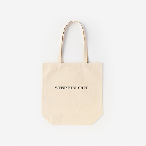 Tote-Bag  STEPPIN' OUT