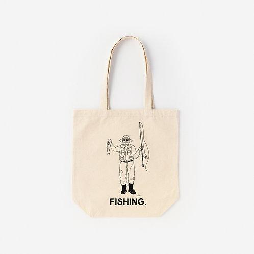 Toto-Bag fishing
