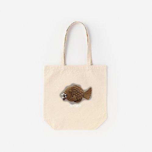 Tote-Bag  恐怖鯛焼