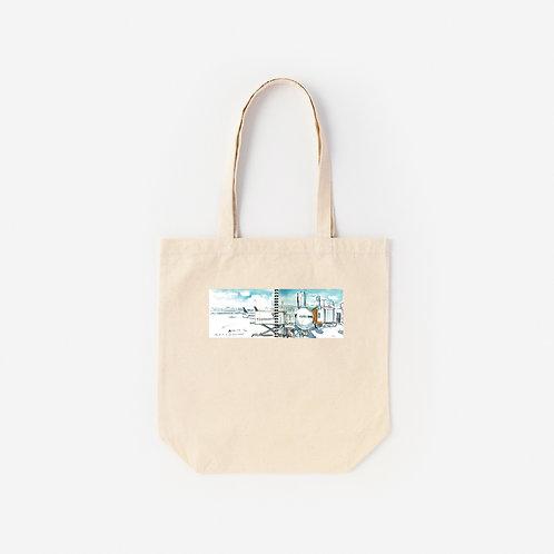 Tote-Bag  At Narita Airport