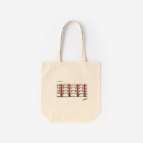 Tote-Bag apartment