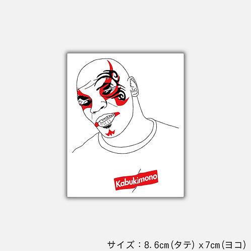 Stickers Kabukimono-D(2枚)