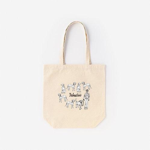 Tote-Bag Dalmatian
