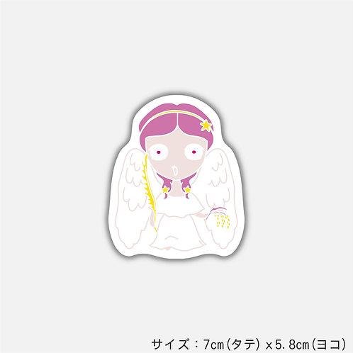 Stickers HOSHIKO sticker おとめ座(2枚)