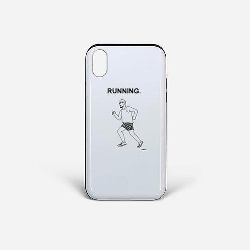 Device Case running